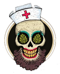 WEIRD-BEARD-bearded-nurse-skull
